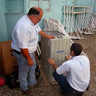 Heating And Air Conditioning Photo